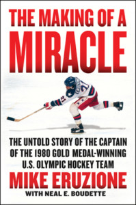 """The Making of a Miracle"" With Hockey Captain Mike Eruzione @ Gibson's Bookstore 