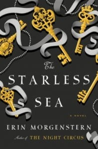"""The Starless Sea"" With Author Erin Morgenstern @ Gibson's Bookstore 