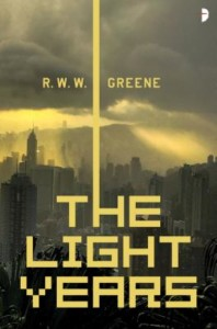 """The Light Years"" by R.W.W. Greene @ Gibson's Bookstore 