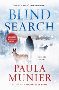 """Blind Search"" With Author Paula Munier @ Gibson's Bookstore 