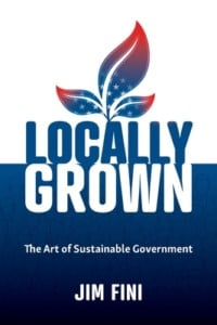 """Locally Grown: The Art of Sustainable Government"" @ Gibson's Bookstore 