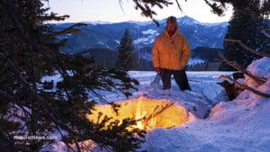 Wilderness Survival: Winter Firestarting Class for Teens and Adults @ Prescott Farm Environmental Education Center | Laconia | New Hampshire | United States