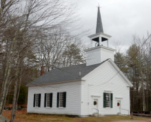 Community Christmas Service at the Old White Church @ The Old White Church   Tuftonboro   New Hampshire   United States