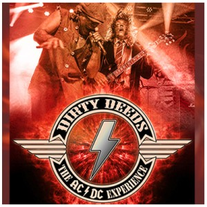 Dirty Deeds: The AC/DC Experience @ The Palace Theatre | Manchester | New Hampshire | United States