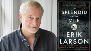Writers on a New England Stage: Erik Larson @ The Music Hall | Portsmouth | New Hampshire | United States