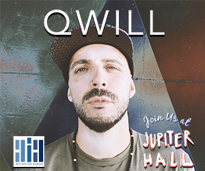 An Intimate Evening with QWILL @ Jupiter Hall | Manchester | New Hampshire | United States