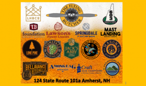 Flying Butcher Craft Beer Super Tasting @ The Flying Butcher | Amherst | New Hampshire | United States