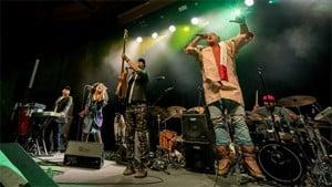 Lyrics Born @ The Bank of New Hampshire Stage | Concord | New Hampshire | United States