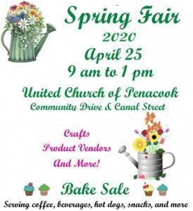 United Church of Penacook Craft Fair @ United Church of Penacook | Concord | New Hampshire | United States