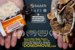 """Flying Film Series """"Dosed"""" @ The Flying Monkey 