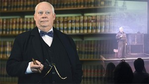 Winston Churchill: The Blitz @ The Bank of New Hampshire Stage   Concord   New Hampshire   United States