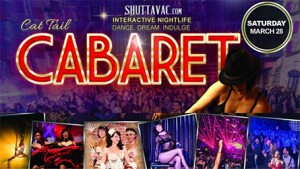 Cat Tail Cabaret @ The Bank of New Hampshire Stage   Concord   New Hampshire   United States