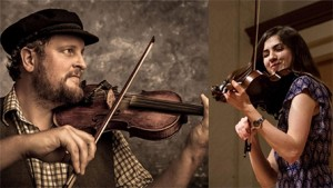 Celtic Night With Jordan Tirrell-Wysocki and Liz Faiella @ The Bank of New Hampshire Stage   Concord   New Hampshire   United States
