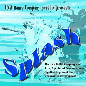 "UNH Dance Company presents ""SPLASH"" @ University of New Hampshire - Johnson Theatre | Durham | New Hampshire | United States"