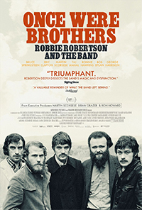 """Flying Film Series """"Once Were Brothers"""" Robbie Robertson and The Band @ The Flying Monkey 