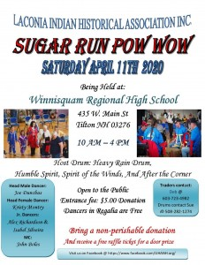 LIHA Sugar Run Pow Wow @ Winnisquam Region al High School | Tilton | New Hampshire | United States