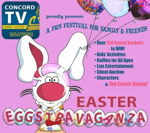 Easter Eggstravaganza @ Bektash Shrine Center | Concord | New Hampshire | United States