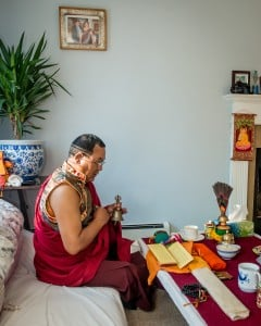 Buddhist Blessing For A New Home, Barrington, Nh 2018