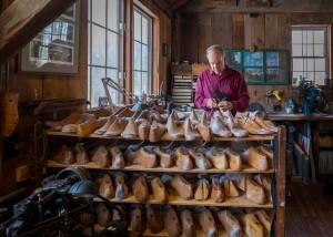 Robt Mathews Custom Shoemaker, Deerfield