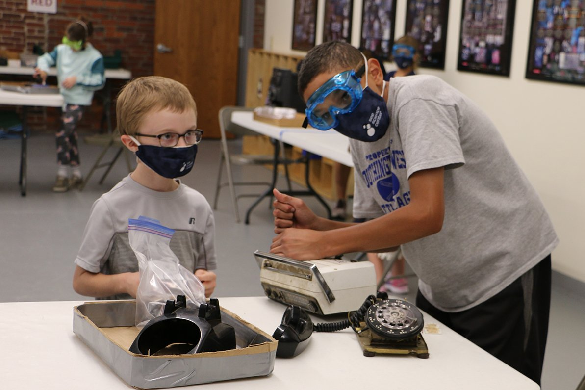 SEE Science Center Summer Camps