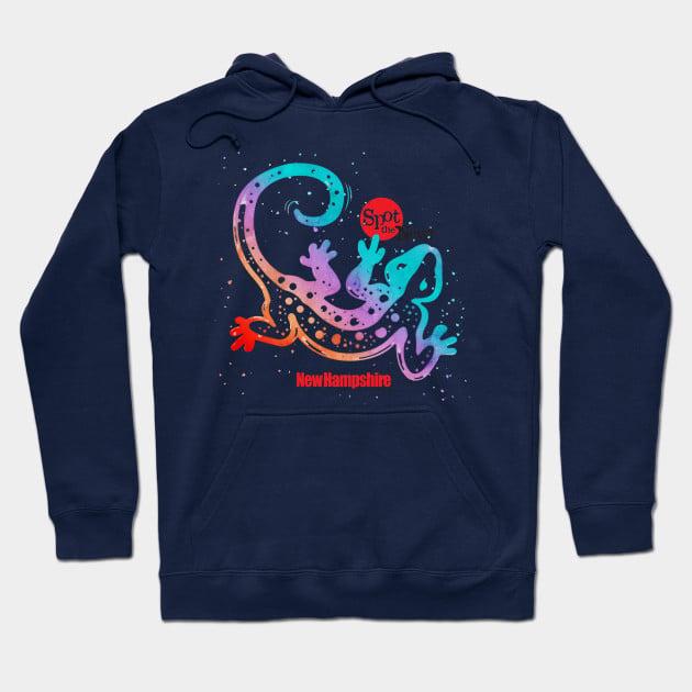 Navyrainbowsweatshirt