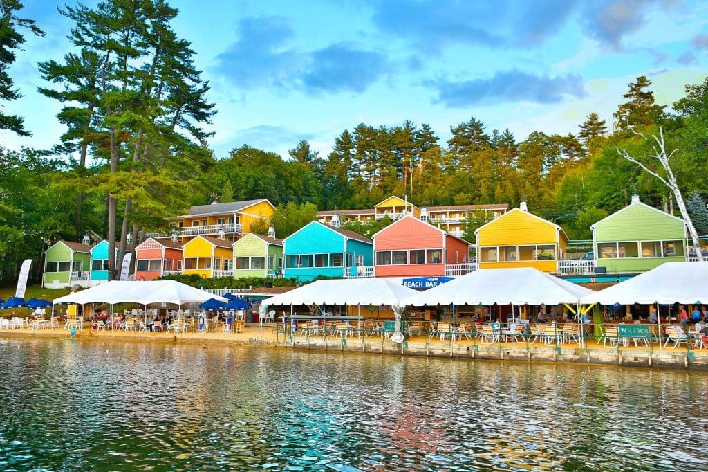 The Naswa Resort On Lake Winnipesaukee Enhanced