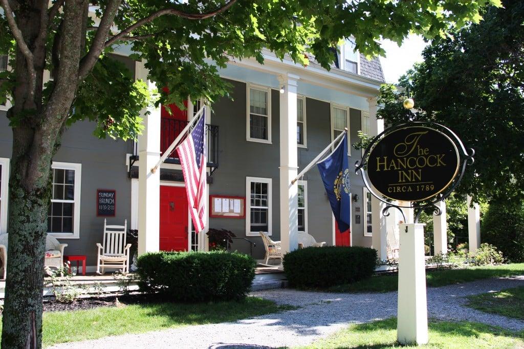 Hancock, New Hampshire, Hancock Inn,