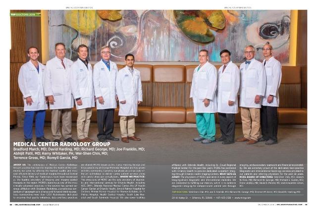 Medical Center Radiology Group