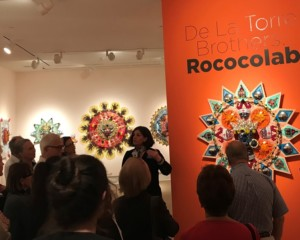 Arte y Café Con la Curadora (Art and Coffee with the Curator) — African American Art in the 20th Century @ Cornell Fine Arts Museum | | |