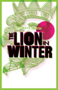 The Lion in the Winter - presented by the CFCArts Theatre @ Central Florida Community Arts | Orlando | Florida | United States