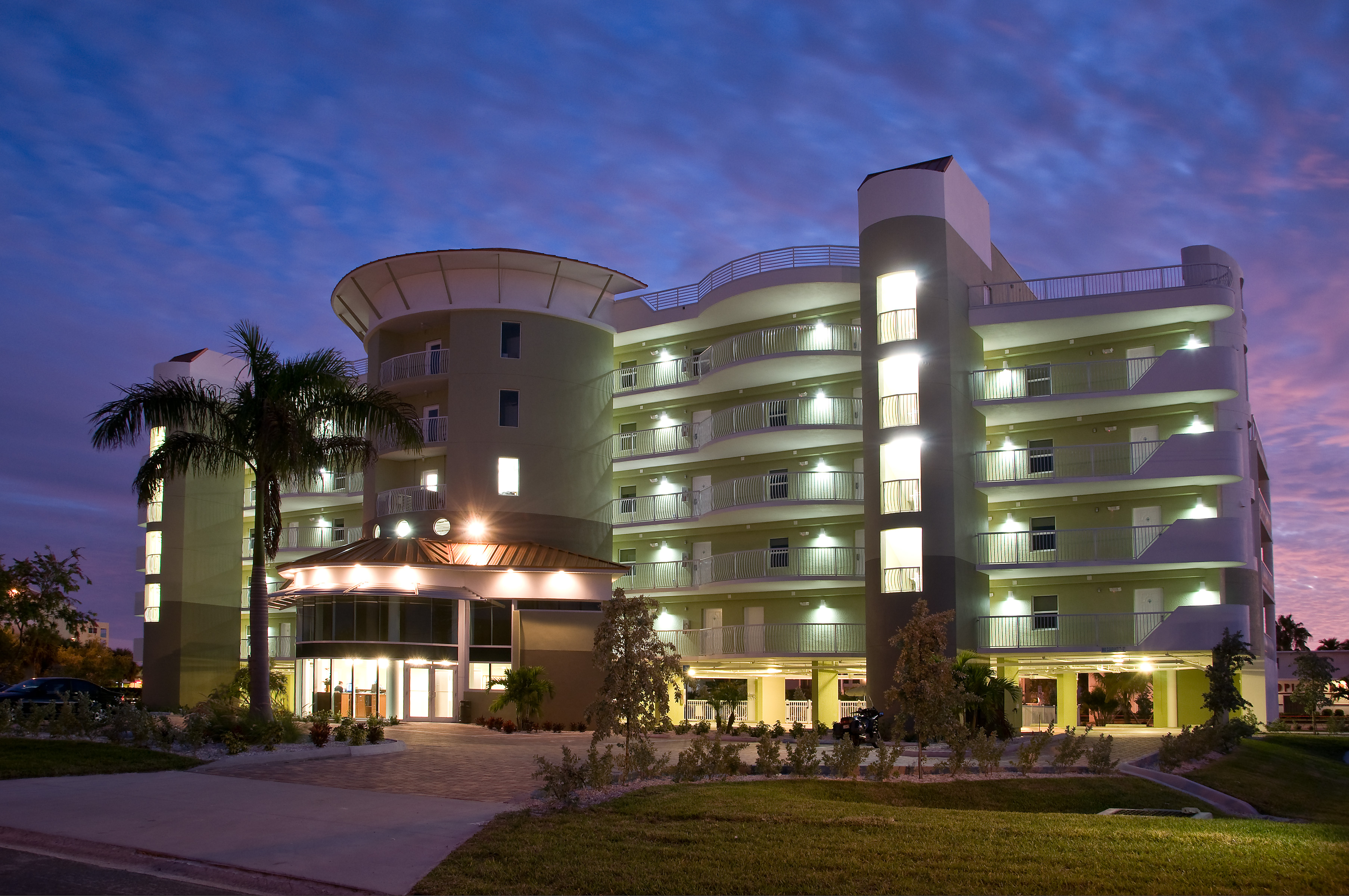 Crystal Palms Beach Resorts