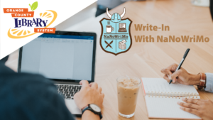 Write-In With NaNoWriMo @ Herndon Branch Library | Florida | United States