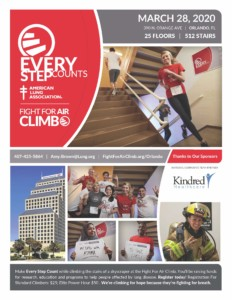 Fight for Air Climb @ Bank of America Center | Orlando | Florida | United States