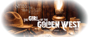 The Girl of the Golden West @ Cheyenne Saloon and the Ceviche Ballroom | Orlando | Florida | United States