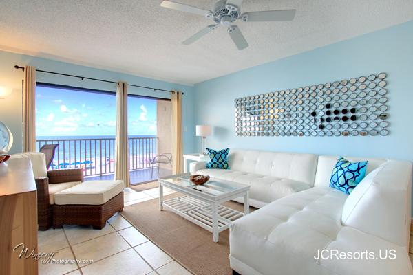 JC Resorts Beachfront Vacation Rentals All Beachfront Properties