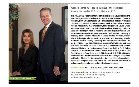 Southwest Internal Medicine