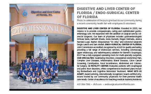 Digestive and Liver Center of Florida Endo-Surgical Center of Florida
