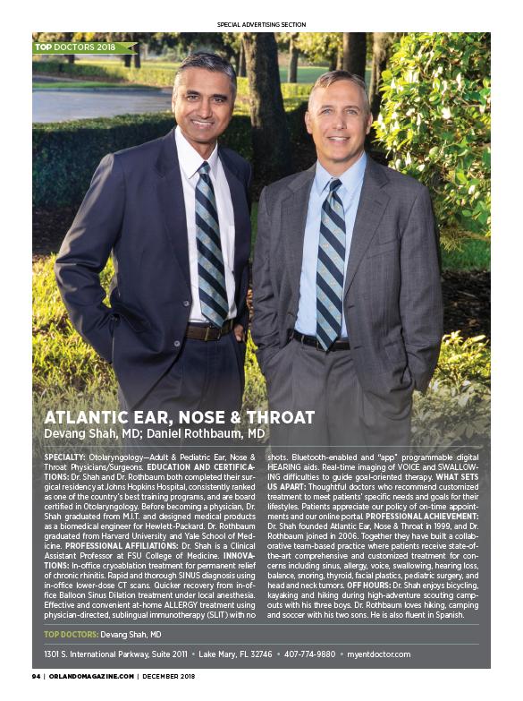 Atlantic Ear, Nose & Throat