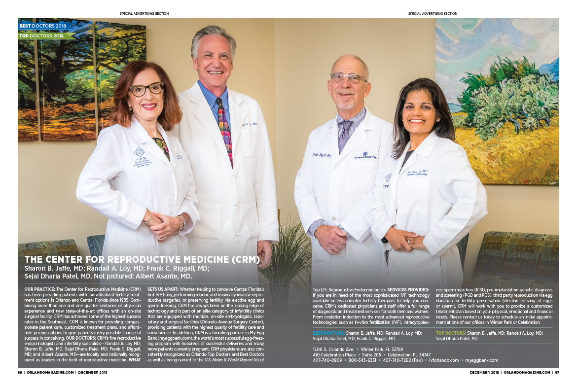 The Center for Reproductive Medicine (CRM)