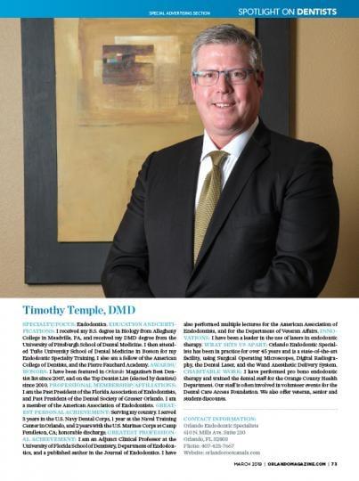 Temple, Timothy J.