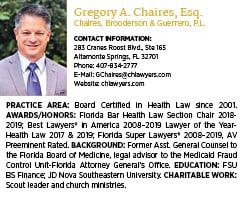 Chaires, Gregory A.