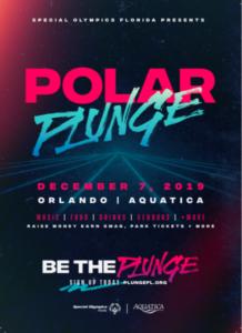 Orlando Polar Plunge Benefiting Special Olympics Florida @ Aquatica | Orlando | Florida | United States