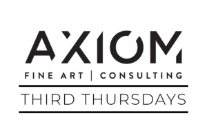 Third Thursdays Open House @ AXIOM Fine Art | Winter Park | Florida | United States