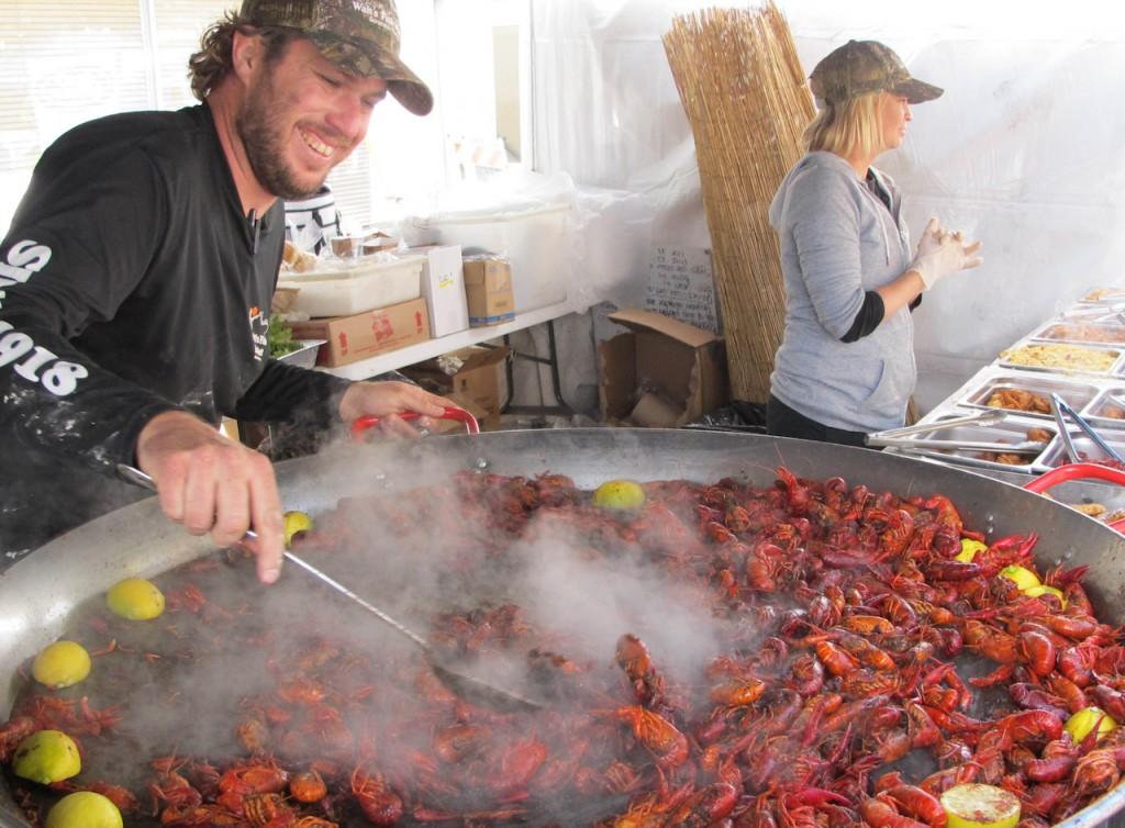 Seafood Festival Cr Bill Kinney Paragon