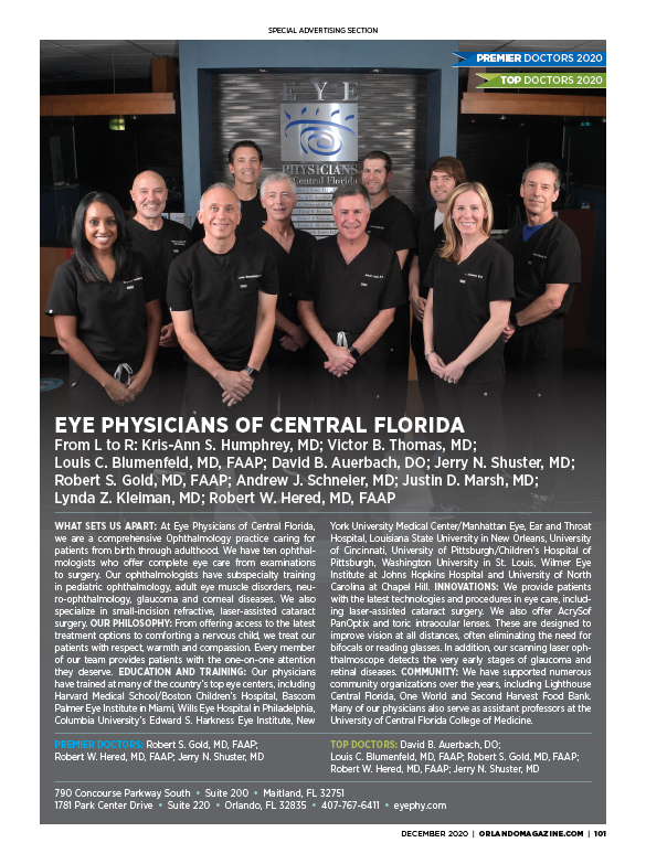 Eye Physicians of Central Florida