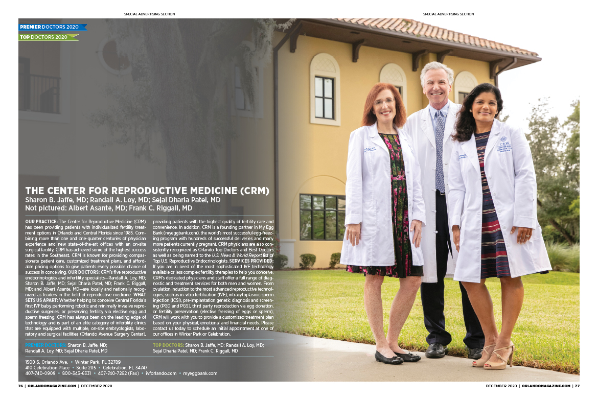Center for Reproductive Medicine