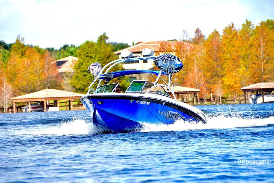 Super Air Nautique Sv211