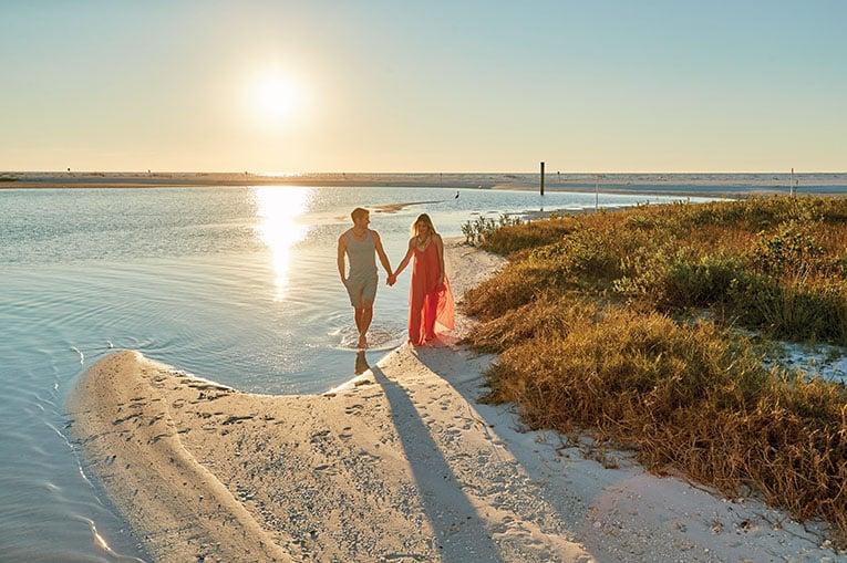 Tigertail Beach Sunset