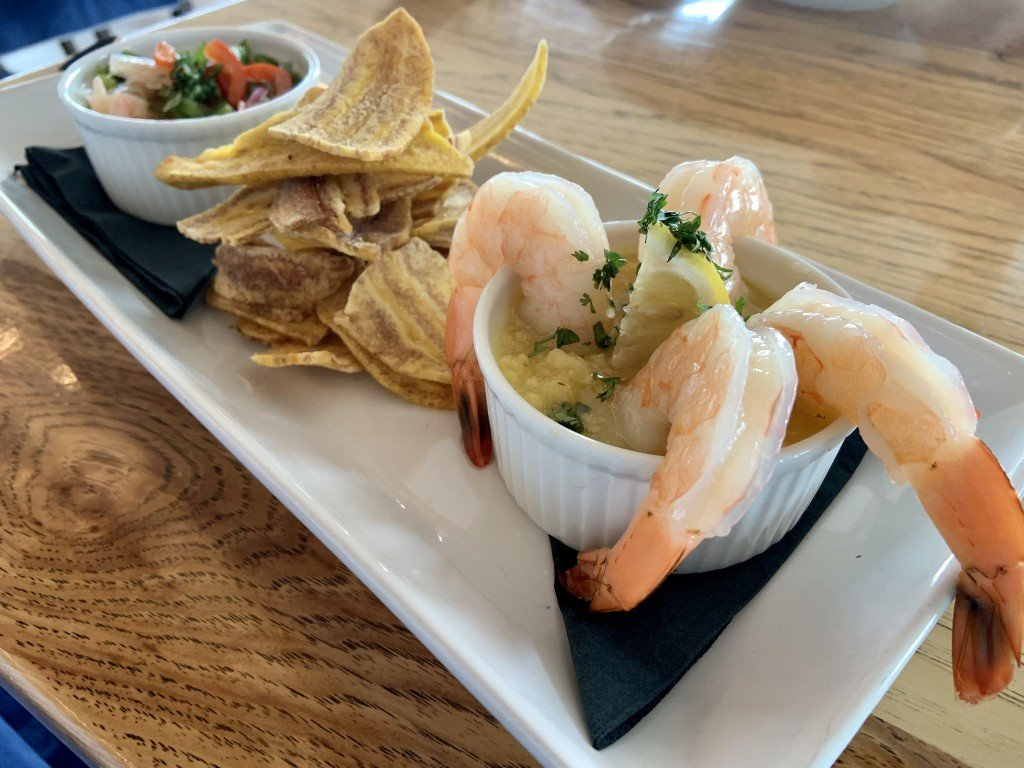 Euphoria Fehr Shrimp App