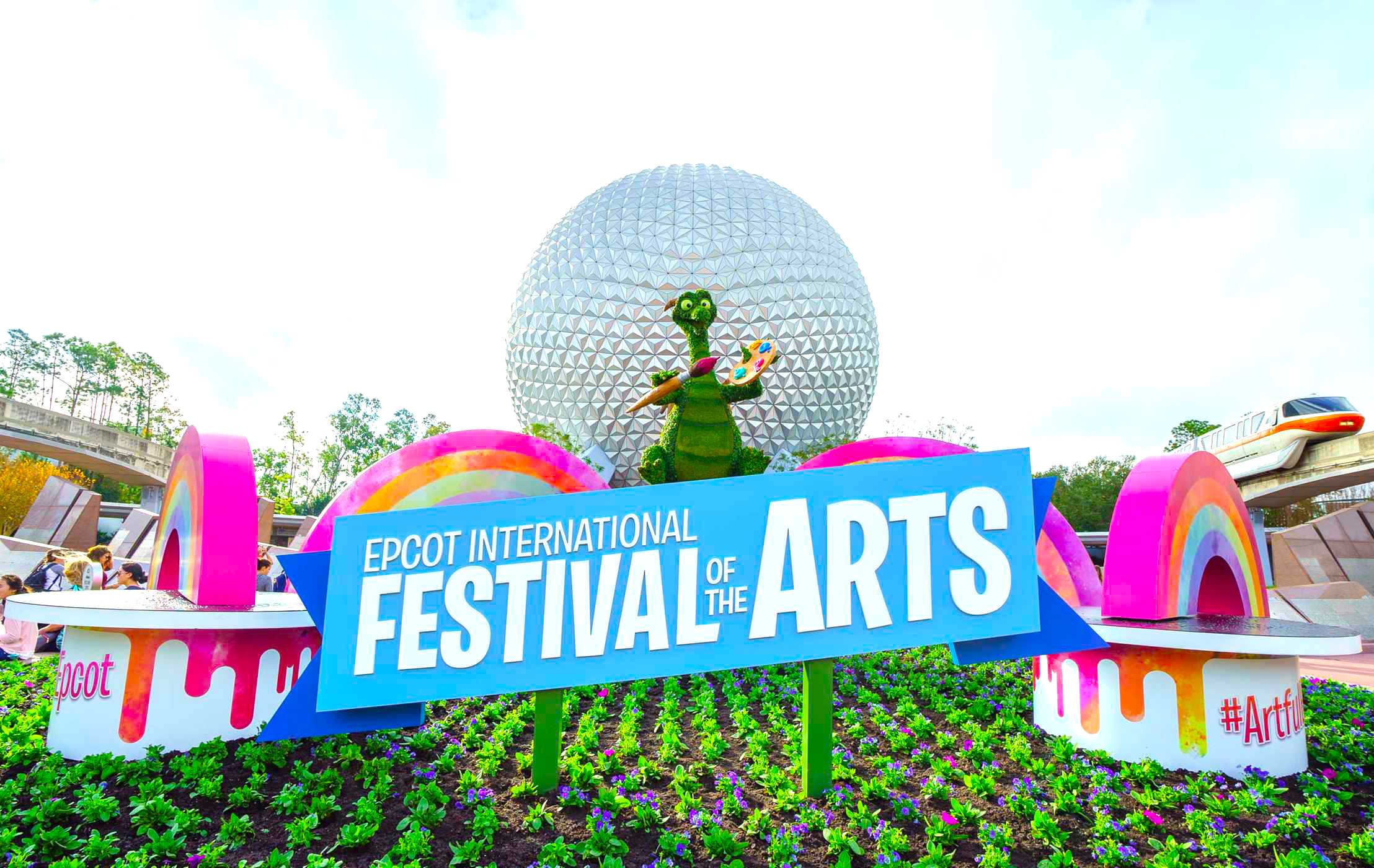 Artfulepcot What S New At The 2019 Epcot International Festival Of The Arts Orlando Magazine